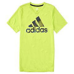 Boys 4-7x adidas Patterned Logo Graphic Tee