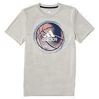 Boys 4-7x adidas Basketball Logo Graphic Tee