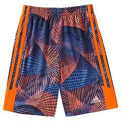 Boys 4-7x adidas Amplified Abstract Shorts