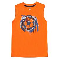 Boys 4-7x adidas Sport Ball Tank Top