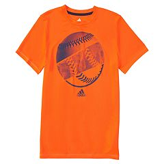 Boys 4-7x adidas Hacked Sport Ball Graphic Tee