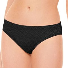 Juniors' Hot Water Shirred Hipster Bikini Bottoms