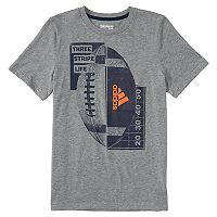 Boys 4-7x adidas Football Logo Graphic Tee