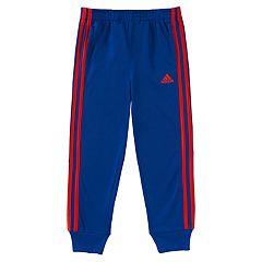 Boys 4-7x adidas Impact Tricot Navy Pants