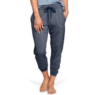 Women's Under Armour Athlete Recovery Sleepwear Jogger Pajama Pants