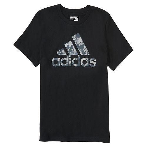 Boys 4-7x adidas Logo Graphic Tee