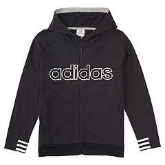 Boys 4-7x adidas Classic Zip Hoodie
