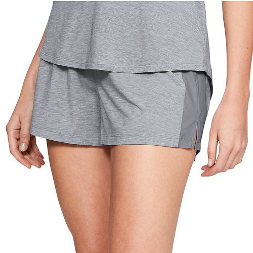 Women's Under Armour Athlete Recovery Sleepwear Pajama Shorts