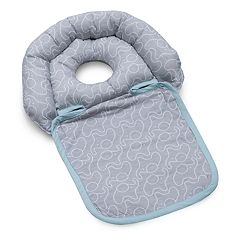 Boppy Two-Sided Printed Microfiber Nursing & Support Pillow Slipcover