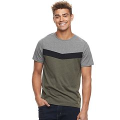 Men's Urban Pipeline® Cheveron Colorblock Tee