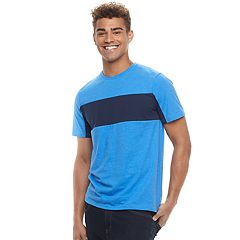 Men's Urban Pipeline® Chest Panel Tee