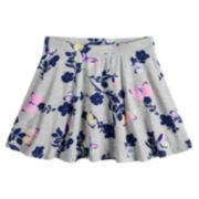 Girls 7-16 SO® Skater Skirt