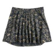 Girls 7-16 SO® Skater Skirt