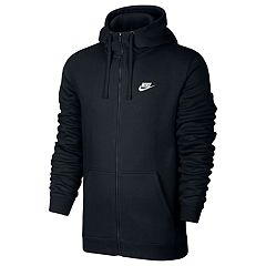 Big & Tall Nike Club Full-Zip Fleece Hoodie