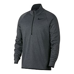 Big & Tall Nike Therma Quarter-Zip Performance Training Pullover