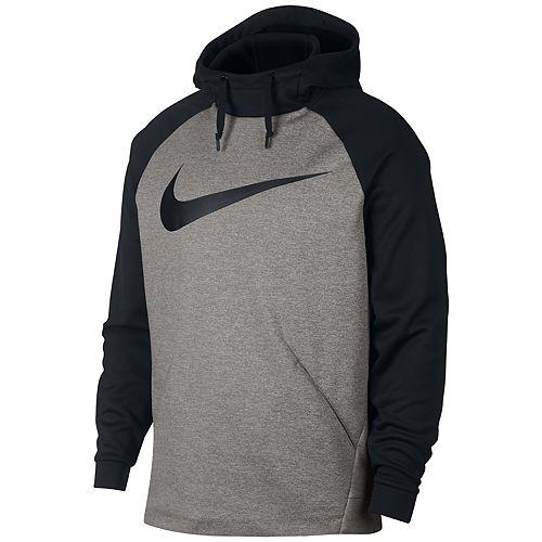 Big & Tall Nike Therma Swoosh Training Hoodie