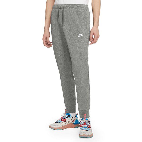 Big & Tall Nike Sportswear Club Jersey Jogger Pants