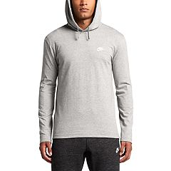 Big & Tall Nike Club Jersey Sportswear Hoodie