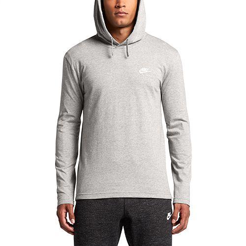 bc8a3dcf61 Big & Tall Nike Club Jersey Sportswear Hoodie
