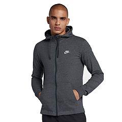 Big   Tall Nike Full-Zip Jersey Hoodie 89a3aab12