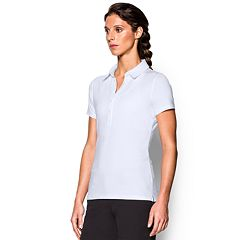 Women's Under Armour Zinger Short Sleeve Golf Polo