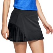 Women's Under Armour Links Knit Mesh Mid-Rise Golf Skort