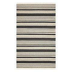 Safavieh Kilim Emma Striped Wool Blend Rug