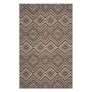 Safavieh Kilim Evelyn Geometric Wool Rug