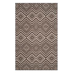 Safavieh Kilim Evelyn Geometric Wool Rug