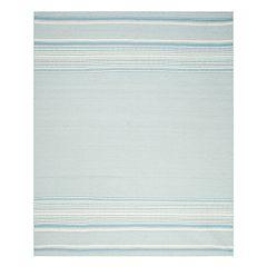 Safavieh Kilim Addison Striped Wool Rug