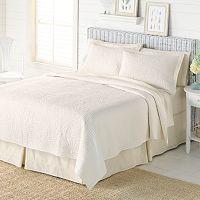 Home Classics® Anna White Coastal Quilt