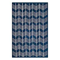 Safavieh Kilim Penelope Geometric Wool Rug