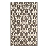 Safavieh Kilim Leah Geometric Wool Rug