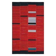 Safavieh Kilim Peyton Geometric Wool Rug
