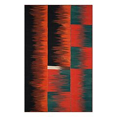 Safavieh Kilim Naomi Abstract Wool Rug