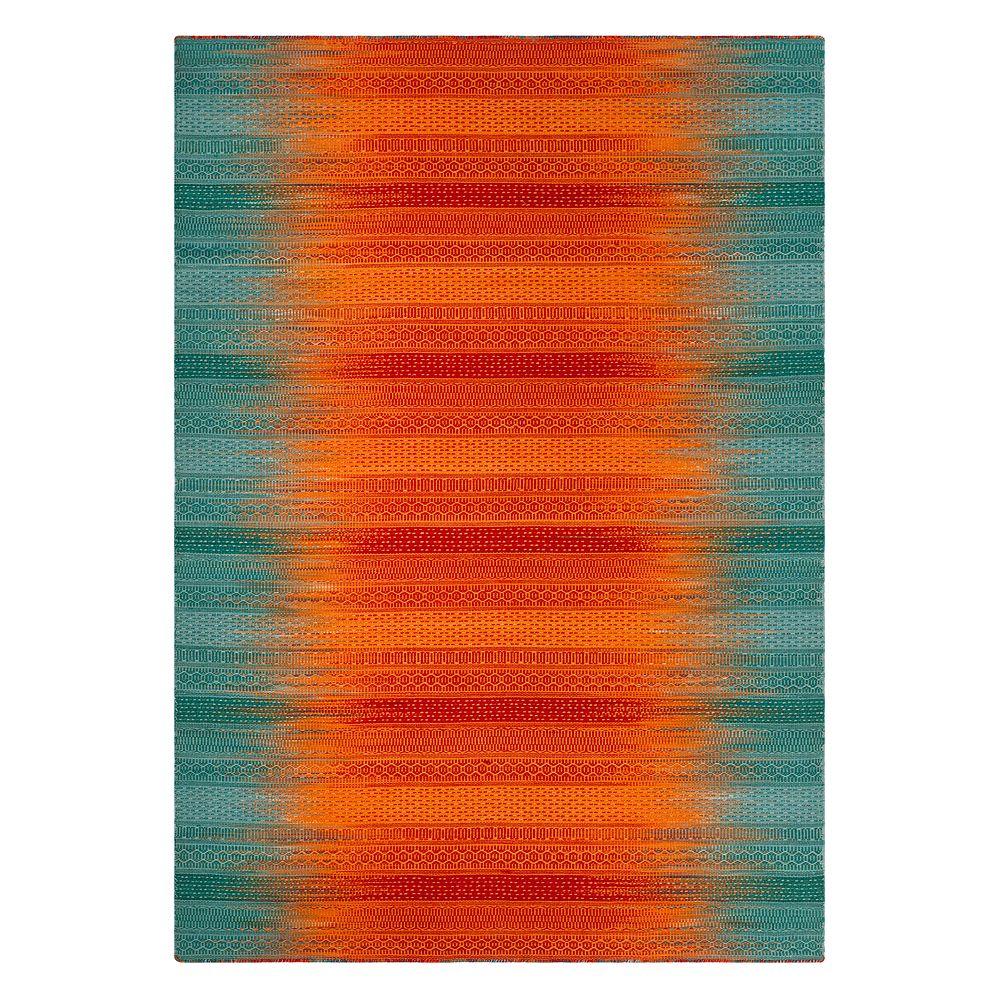 Safavieh Kilim Delilah Abstract Wool Blend Rug