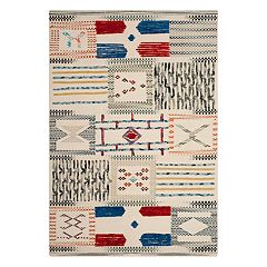 Safavieh Kilim Andrea Tribal Wool Blend Rug