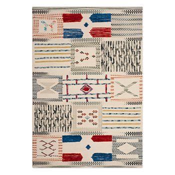 Safavieh Kilim Andrea Tribal Wool Blend Rug