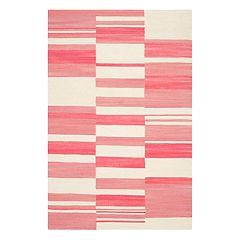 Safavieh Kilim Maggie Geometric Wool Blend Rug