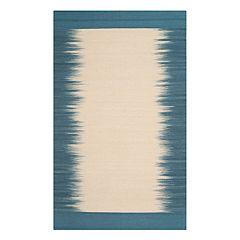 Safavieh Kilim Carol Framed Abstract Wool Rug