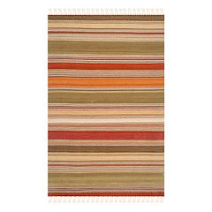 Safavieh Kilim Reese Striped Wool Blend Rug