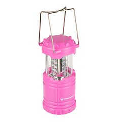Wakeman Outdoors LED Collapsible Lantern