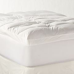 Dream On 'NANO Feather & Down' Feather Bed Mattress Topper