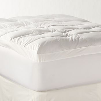 Dream On Quot Nano Feather Amp Down Quot Feather Bed Mattress Topper