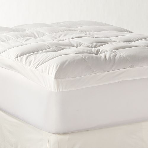 """Dream On """"NANO Feather & Down"""" Feather Bed Mattress Topper"""