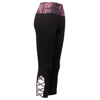 Women's Realtree Mojo Low-Rise Capri Leggings