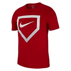 Big & Tall Nike Dri-FIT Home Plate Performance Baseball Tee