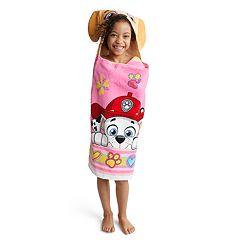Paw Patrol Pawsome Hooded Towel Wrap