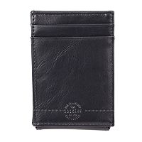 Men's Dockers® RFID-Blocking Front Pocket Wallet With Magnetic Money Clip