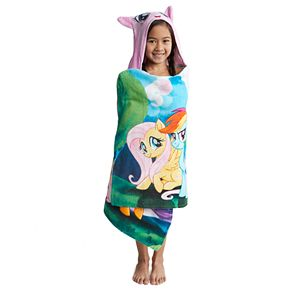 My Little Pony Magical Fun Hooded Towel Wrap